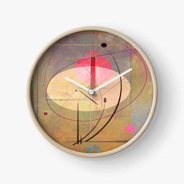 Abstractions Clock