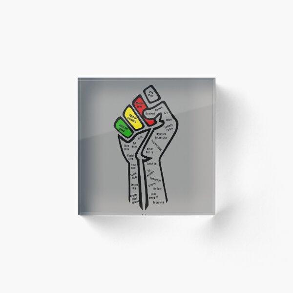 ReVolution Acrylic Block