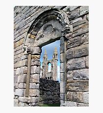 St. Andrews Cathedral East Tower Photographic Print