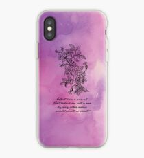 Shakespeare - Romeo and Juliet - Rose by any other Name iPhone Case