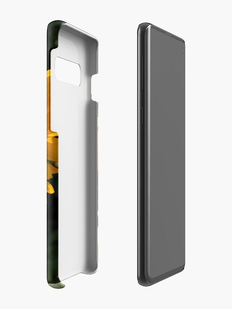 Alternative Ansicht von Botanik 1 Hülle & Klebefolie für Samsung Galaxy