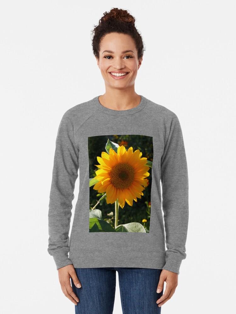 Alternative Ansicht von Botanik 1 Leichter Pullover