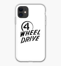 4 Wheel Drive! iPhone Case