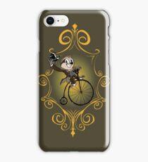 Mr. Slothington's Wild Ride iPhone Case/Skin