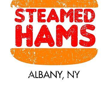 Retro Steamed Hams by westonoconnor