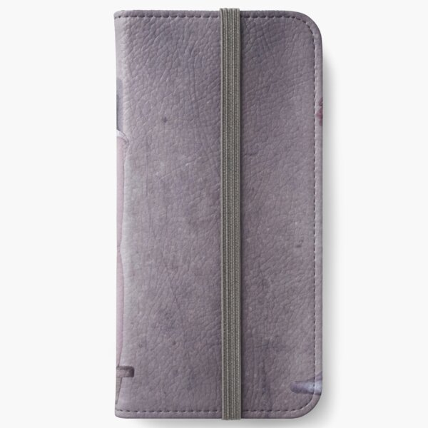 Square Hole iPhone Wallet