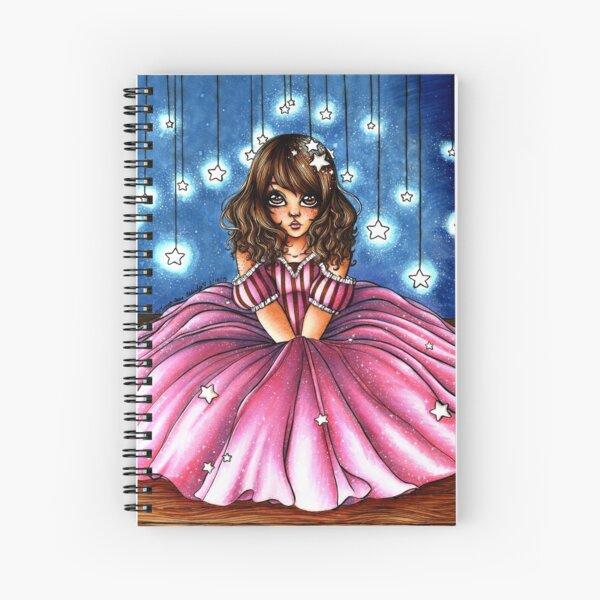 Wish Spiral Notebook