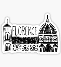 Florence Sticker
