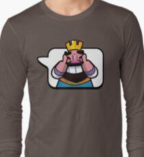 Humor KING CR Emote T-Shirt