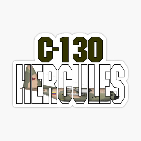 Hercules C-130 Sticker
