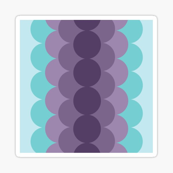 Gradual Comfy Sticker