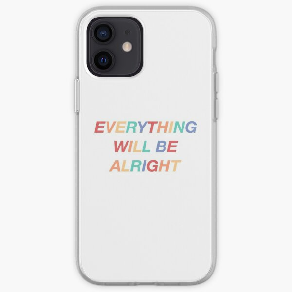 everything will be alright - falsettos  iPhone Soft Case