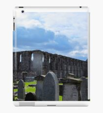 St Andrews Cathedral headstones iPad Case/Skin