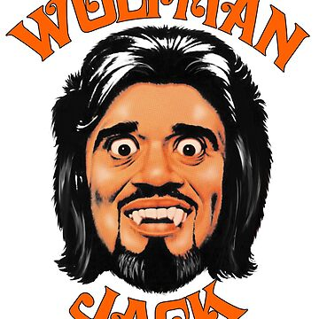 Wolfman Jack by superiorgraphix