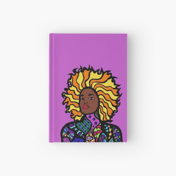 Afro Punk Hardcover Journal
