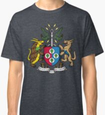 Denjuu World Coat of Arms Classic T-Shirt