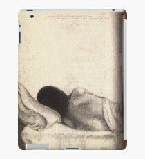 loneliness iPad Case/Skin
