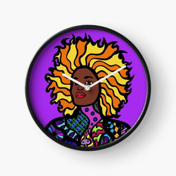 Afro Punk Clock