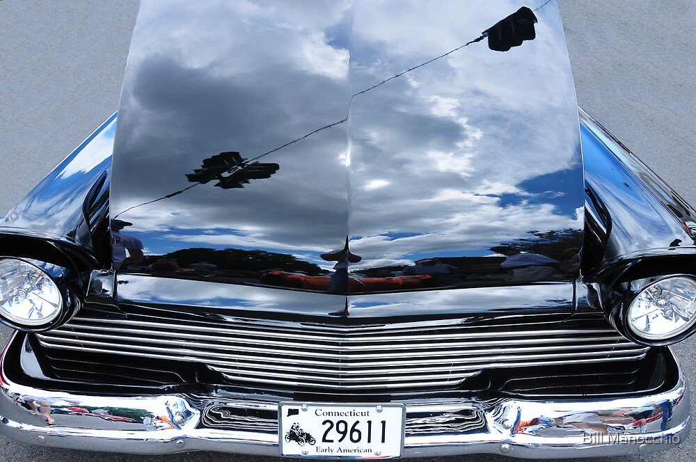 great reflections by Bill Manocchio