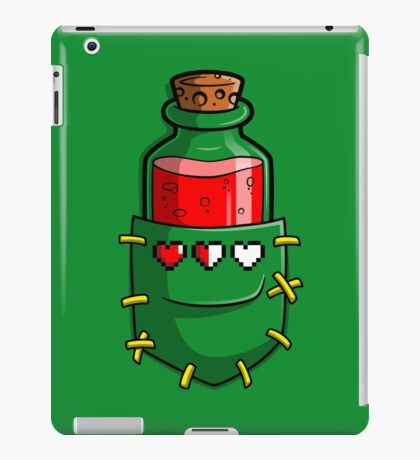 A Hero's Red Potion iPad Case/Skin