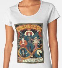 Sanderson Sisters Tour Poster Women's Premium T-Shirt