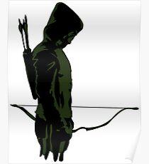 Green Arrow - Oliver Queen Poster