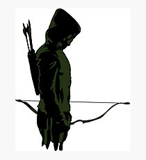 Green Arrow - Oliver Queen Photographic Print