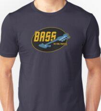 Bass - The Final Frontier (Star Trek Bassist Style) Unisex T-Shirt