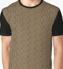 Nature's Illusion- Circles Graphic T-Shirt