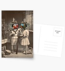 SURREAL HOLIDAY Postcards
