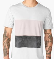 Rose grunge - two toned II Men's Premium T-Shirt