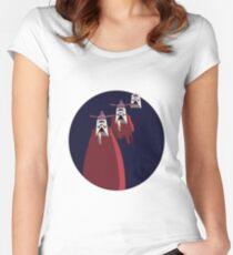 Kasuga-sama Women's Fitted Scoop T-Shirt