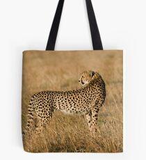 Cheetah in Masai Mara Tote Bag