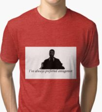 The Librarians Moriarty Antagonist Tri-blend T-Shirt
