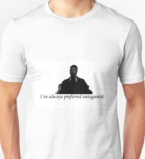 The Librarians Moriarty Antagonist Unisex T-Shirt