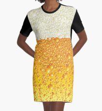 Lagerbier T-Shirt Kleid