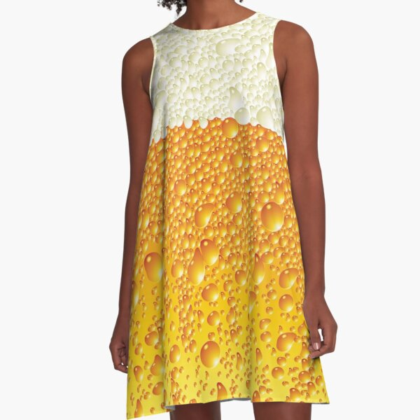 Beer - Lager - Pale Ale A-Line Dress