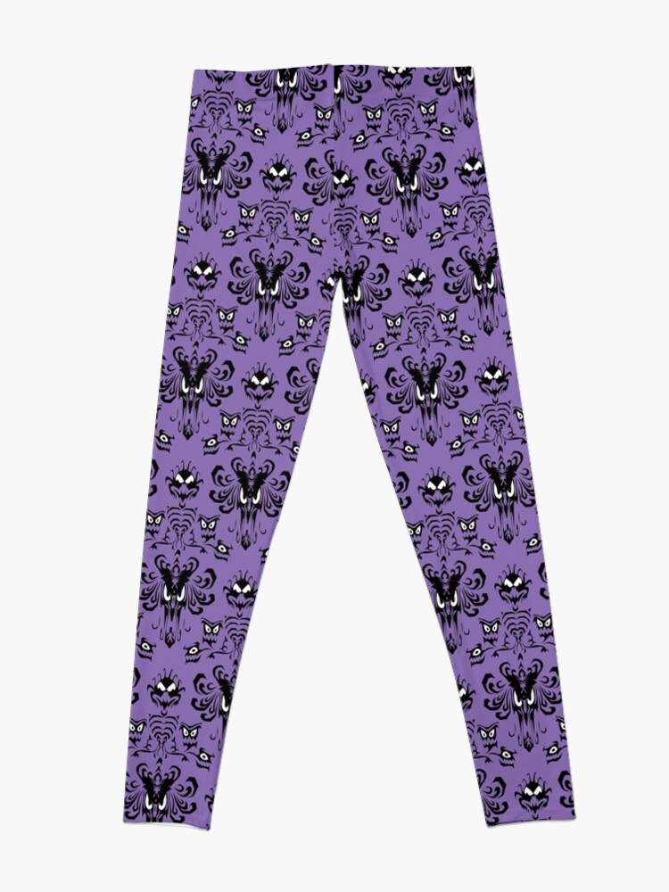 Alternate view of 999 Happy Haunts Leggings