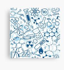 Chemistry Canvas Print