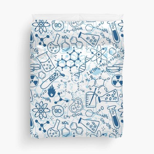 Chemistry Duvet Cover