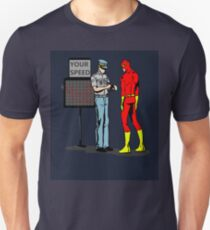 Flashs Speeding ticket  T-Shirt