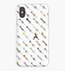 KeyBlades iPhone Case/Skin