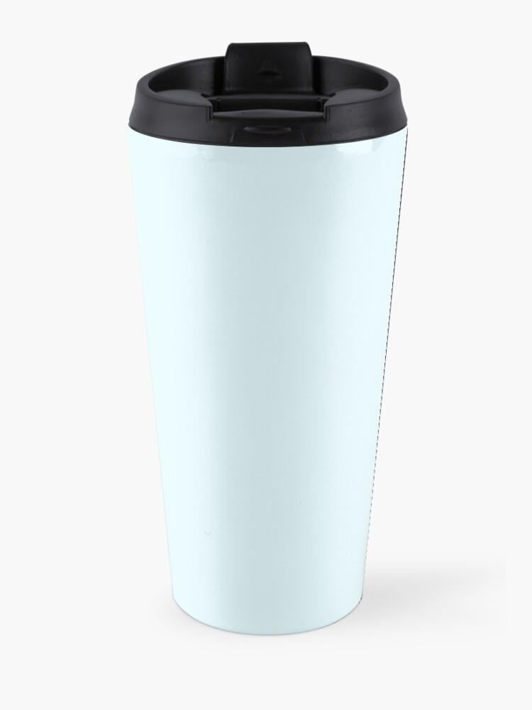 Alternate view of Nessie Believes in Nessie Travel Mug