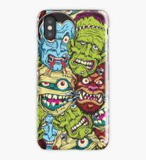 Movie Monsters iPhone Case/Skin