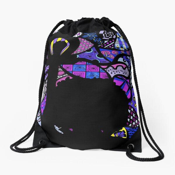 Radical Grace Drawstring Bag