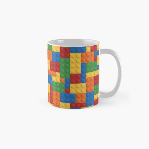 LegoLove Building Blocks Classic Mug