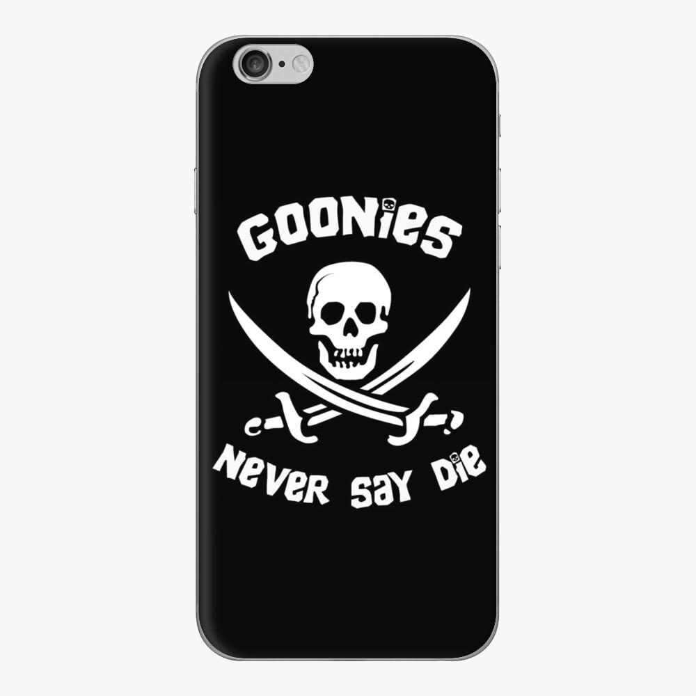 Goonies sagen nie sterben iPhone Klebefolie