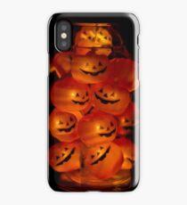 Halloween Pumkins iPhone Case/Skin