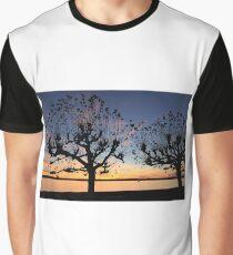 Sunset at Meersburg - Lake Constance Graphic T-Shirt