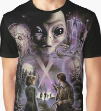 X-Files - Daily Dead Graphic T-Shirt
